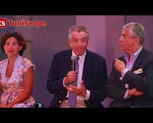 Embedded thumbnail for Tarek Cherif Président de la Conect aux Tounsi Du Monde