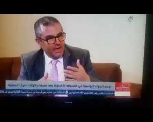 Embedded thumbnail for Interview de M.Adnen Bouassida, Vice-président CONECT International